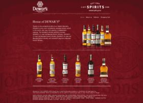 dewars.1-877-spirits.com