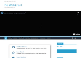 dewebkrant.nl