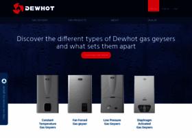 dewhot.co.za