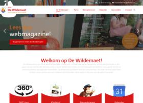 dewildemaet.nl