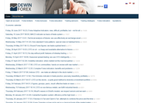 dewinforex.com