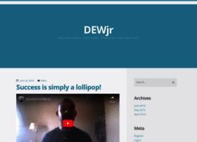 dewjr.wordpress.com