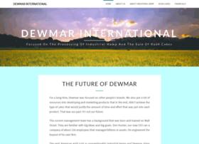 dewmarinternational.com