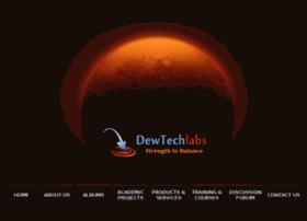 dewtechlabs.com