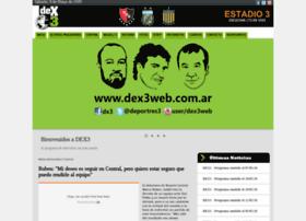 dex3web.com.ar