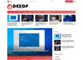 dexop.com