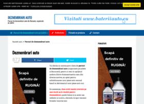 dezmembrariauto.net