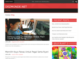 dezmonde.net