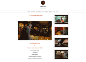 dfactofilmstudio.com