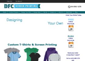 dfcscreenprinting.com