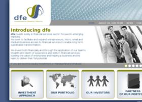 dfe-partners.com