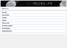 dfimicro.fr