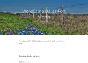 dfw.wordcamp.org