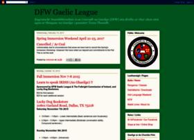 dfwgaelicleague.com