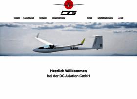 dg-flugzeugbau.de