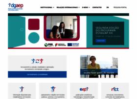 dgaep.gov.pt