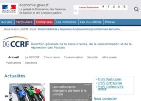 dgccrf.bercy.gouv.fr