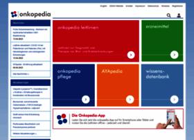 dgho-onkopedia.de