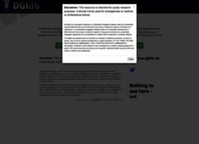 dgidb.genome.wustl.edu