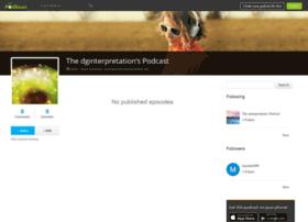 dginterpretation.podbean.com
