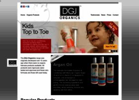 dgjorganics.com