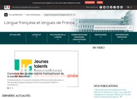 dglf.culture.gouv.fr