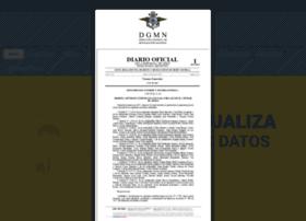 dgmn.cl