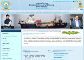 dgshipping.gov.in