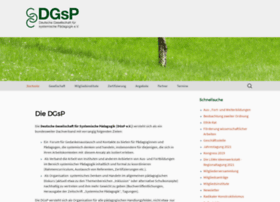 dgsp.org