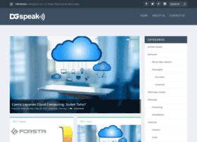 dgspeak.com