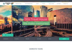 dgstravelhouse.com