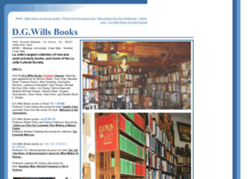 dgwillsbooks.com