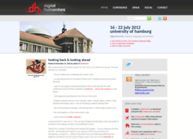 dh2012.uni-hamburg.de