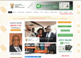 dha.gov.za