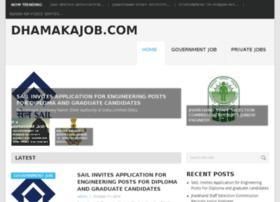 dhamakajob.com