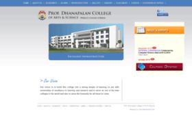 dhanapalancollege.com