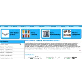 dhanjalhydraulics.com