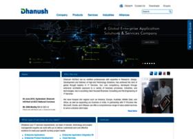 dhanushinfotech.com