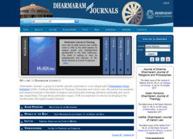 dharmaramjournals.in