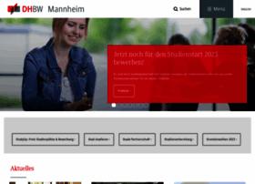 dhbw-mannheim.de