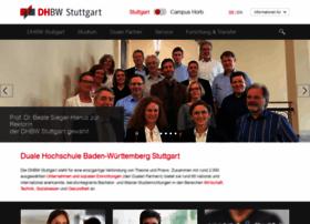 dhbw-stuttgart.de