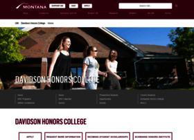 dhc.umt.edu