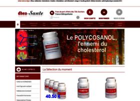 dhea-sante.com