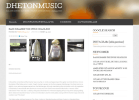 dhetonmusic.wordpress.com