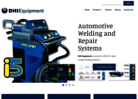 dhiequipment.com