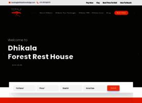 dhikalaforestlodge.com