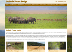dhikalaforestlodge.in