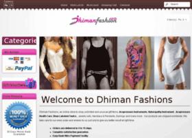 dhimanfashions.com