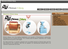 dhimanudyog.foodetrade.com