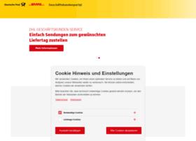 dhl-geschaeftskundenportal.de
